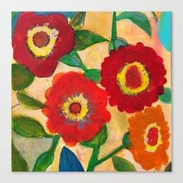 park flower1 Canvas Print