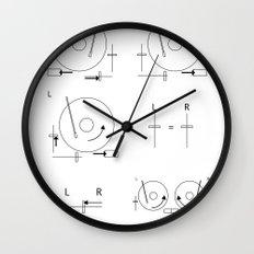 Drop a Beat! Wall Clock
