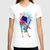 jem T-shirts featuring Jem by Camila Fernandez