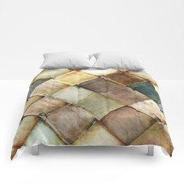 diamond path pattern Comforters