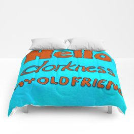 Hello Dork Comforters