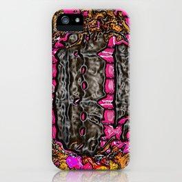 Plastic Wax Factory Vol 02 65 - NYARLATHOTEP iPhone Case