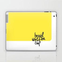Brazil World Cup 2014 - Poster n°3 Laptop & iPad Skin