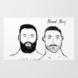 Beard Boys: Guapos Rug