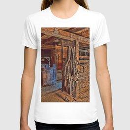 Draft Horse Harness T-shirt