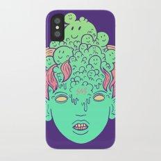 brain parasites Slim Case iPhone X