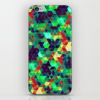 science iPhone & iPod Skins featuring Science by KRArtwork
