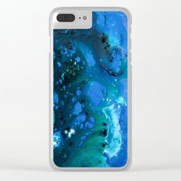 Soul Vacation Clear iPhone Case