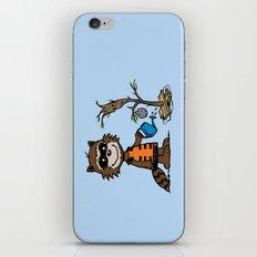 Groot Grief! iPhone & iPod Skin