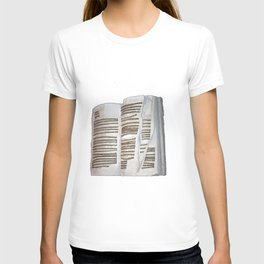 rompete le righe T-shirt