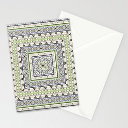 1 the national pattern Stationery Cards