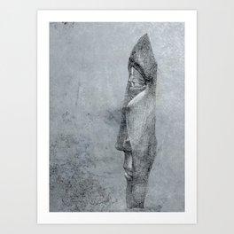 Immutable Art Print