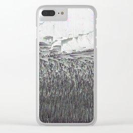 08-04-32 (.BMP Glitch) Clear iPhone Case