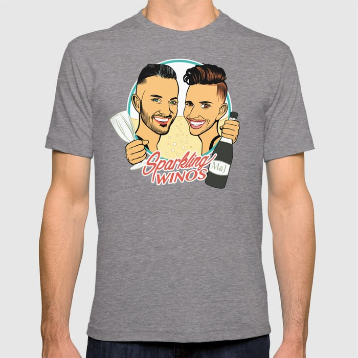 Sparkling Winos T-shirt