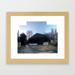 Joiners Framed Art Print