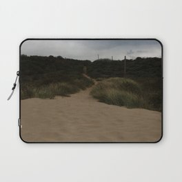 Walk on the beach Laptop Sleeve