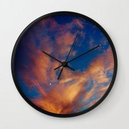 Jewelled Sky Wall Clock