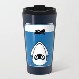 The Great White Blooper Travel Mug