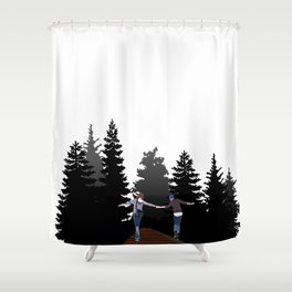 Pricefield Shower Curtain