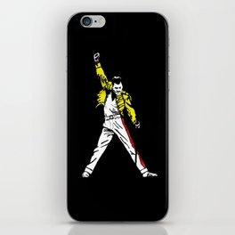 Queen Pop Art iPhone Skin