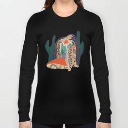 Madre Tierra Long Sleeve T-shirt