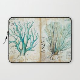 Blue Coral No. 2 Laptop Sleeve