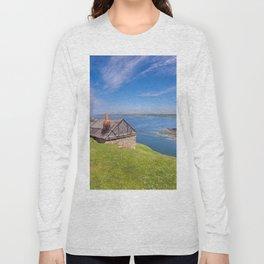 Fisherman`s Hut Long Sleeve T-shirt