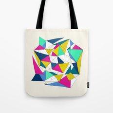 Geometric World Tote Bag
