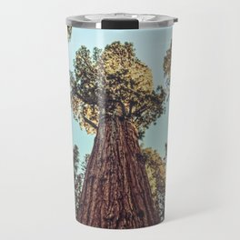 The Largest Tree in the World Travel Mug