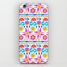 Happy Geo iPhone & iPod Skin