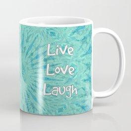 Live Love Laugh Coffee Mug