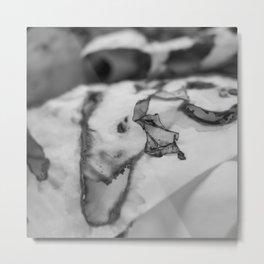 Burn 3 Metal Print