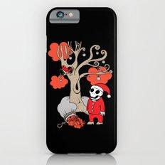 SANTA'S RED BIRD iPhone 6s Slim Case
