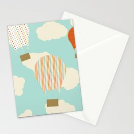 Away We Go Stationery Cards
