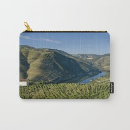 Vineyards in the Douro Valley, Portugal Carry-All Pouch