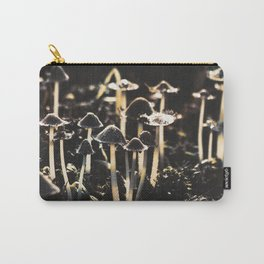 Wild Mushroom's Forest Carry-All Pouch