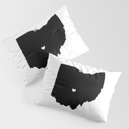 Columbus, Ohio, Home Pillow Sham