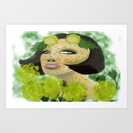 Swamp-like Art Print