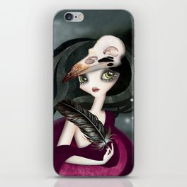 The Witching Hour iPhone Skin