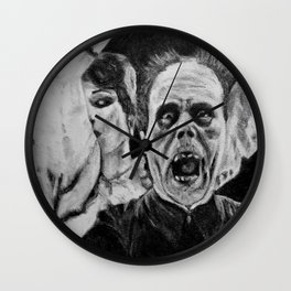 Unmasked! Wall Clock