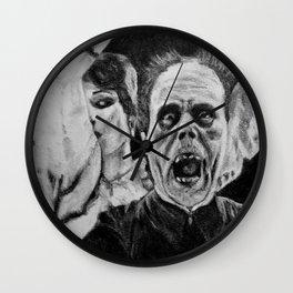 Unmasked! Wall Clock