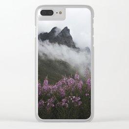 Georgia II Clear iPhone Case