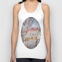 mineral Tank Tops featuring Mineral Vein by LilyMichael Photography