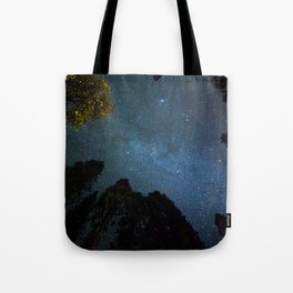 Light and Magic 005 // Canopy of Stars Tote Bag