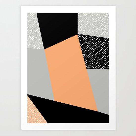 Fields 3 Art Print