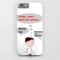 Slow Eating Elf iPhone 6s Slim Case