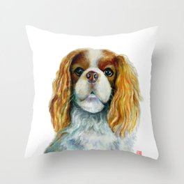 Gabby Anne Throw Pillow