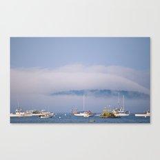 A Blue Summer Day Canvas Print