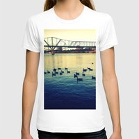 river T-shirts featuring River by kingseyb