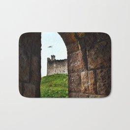 Cardiff Castle, Wales. Bath Mat